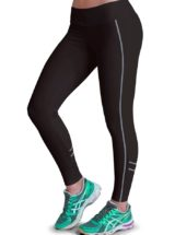 Bia Brazil LE5034-Sexy Leggings - Yoga Pants- Brazilian Black