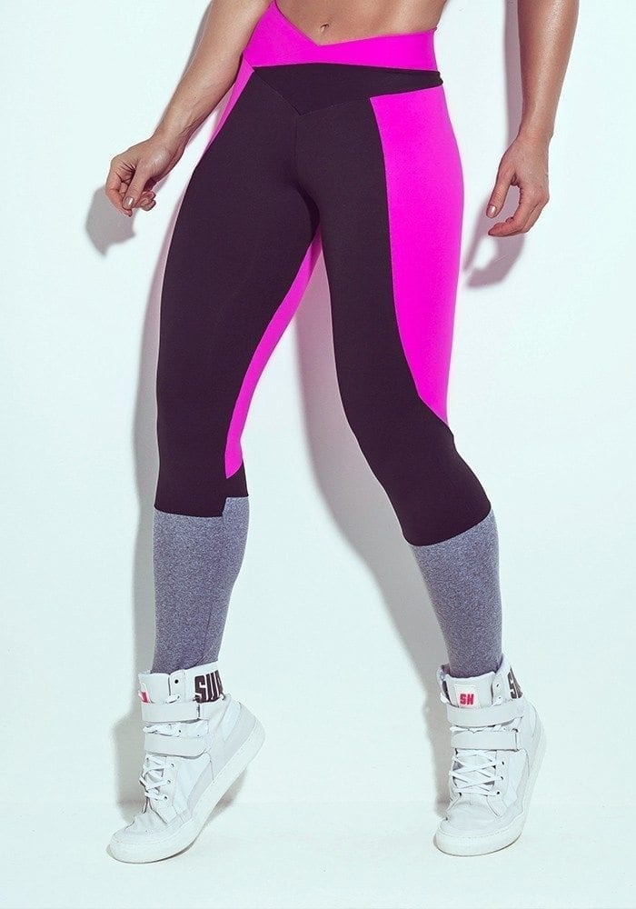 SUPERHOT Sexy Workout Leggings Cute Yoga Pants CAL701 Training