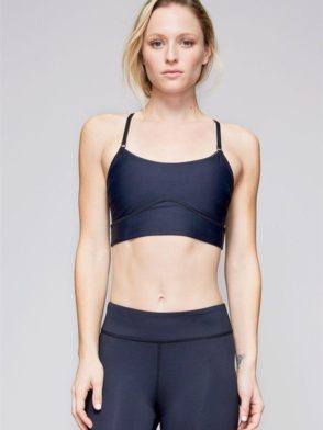 ALALA Bra Tops Cut Cami Bra BK Sexy Workout Tops