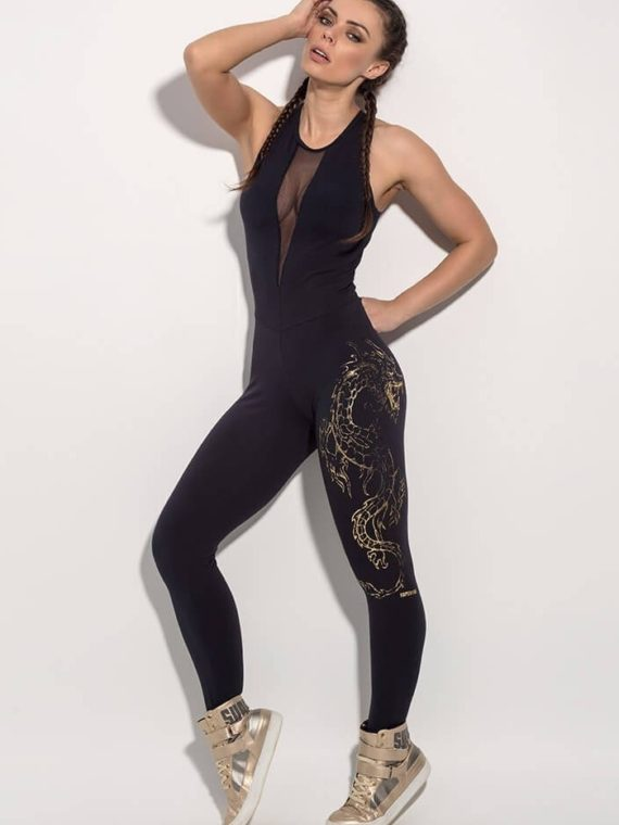 SUPERHOT Jumpsuit MAC904 Sexy Workout  Romper One-Piece