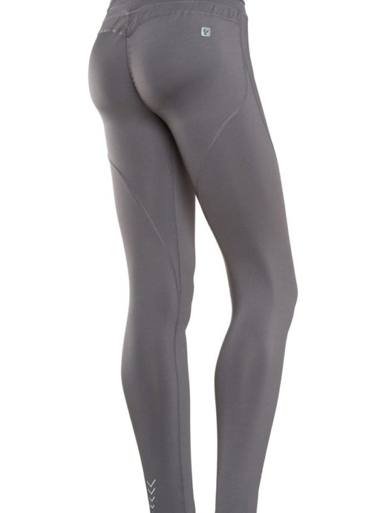 FREDDY WR.UP Leggings SHAPING EFFECT – LOW WAIST – Gray