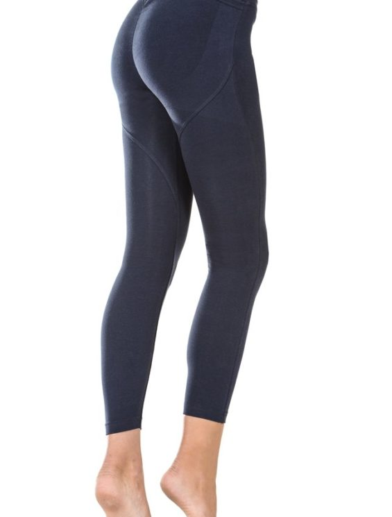 FREDDY WR.UP SHAPING EFFECT – LOW WAIST – 7/8 LEGGINGS SCRUNCHY BUTT Black