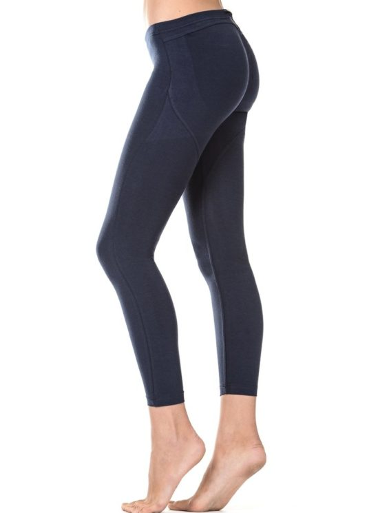 FREDDY WR.UP SHAPING EFFECT - LOW WAIST - 7/8 LEGGINGS SCRUNCHY BUTT Black