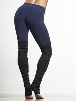 ALO Yoga Goddess Legging Navy Sexy Yoga Leggings