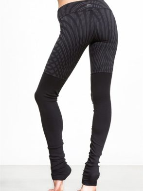 ALO Yoga Goddess Legging Black Arches Sexy Yoga Leggings