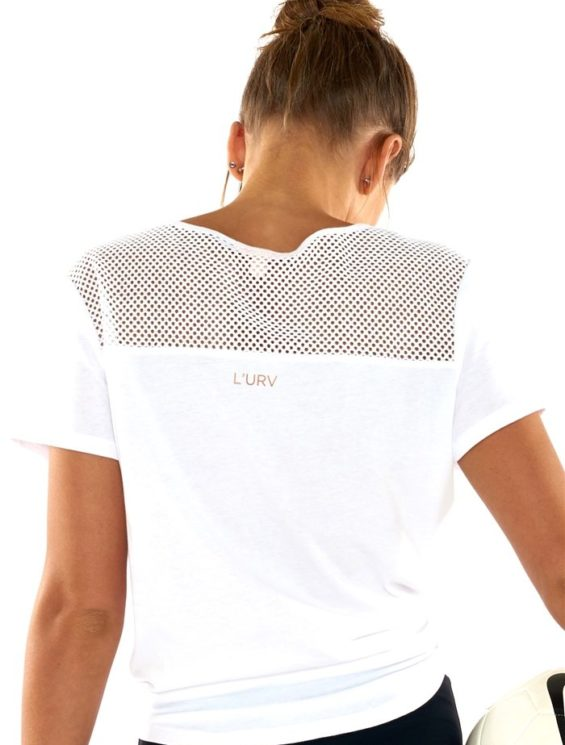 L'URV SURVIVAL ESSENTIAL TEE Sexy Workout Top