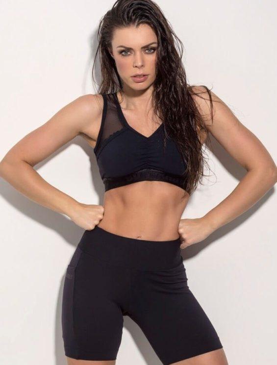 SUPERHOT Sexy Workout Yoga Shorts Brazilian SH944