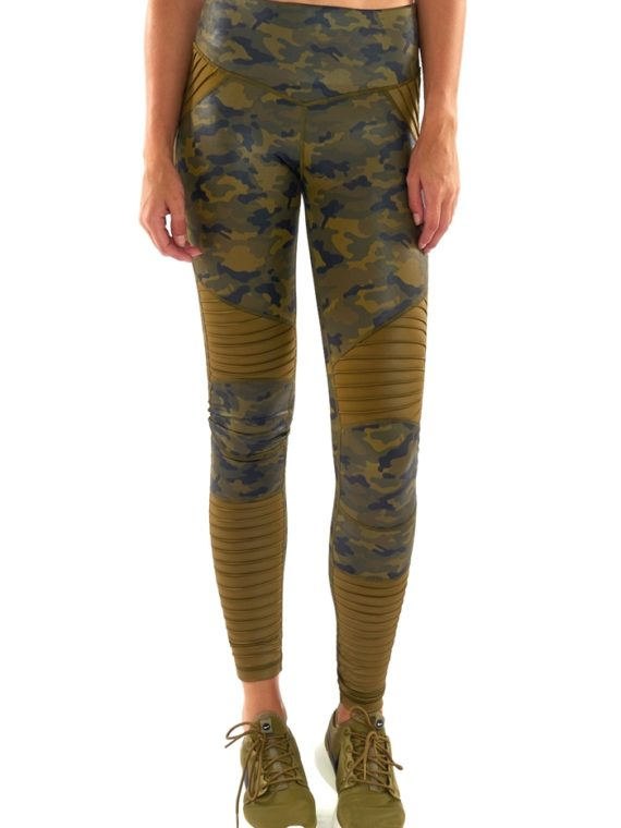 L'URV Leggings Lovers Army Moto Leggings – Sexy Workout Tights