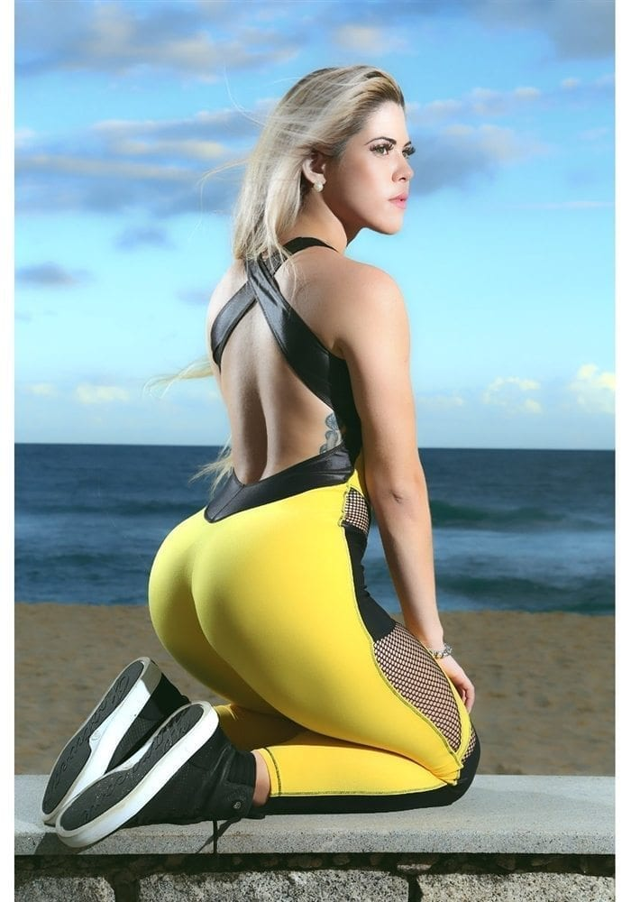 DYNAMITE Brazil Jumpsuit ML2012 Explode-Sexy One-Piece Romper