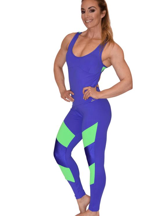 Cajubrasil Jumpsuit 5962-bestfitbybrazil-front