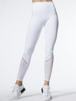 ALO Yoga Elevate Leggings Sexy Yoga Pants – white