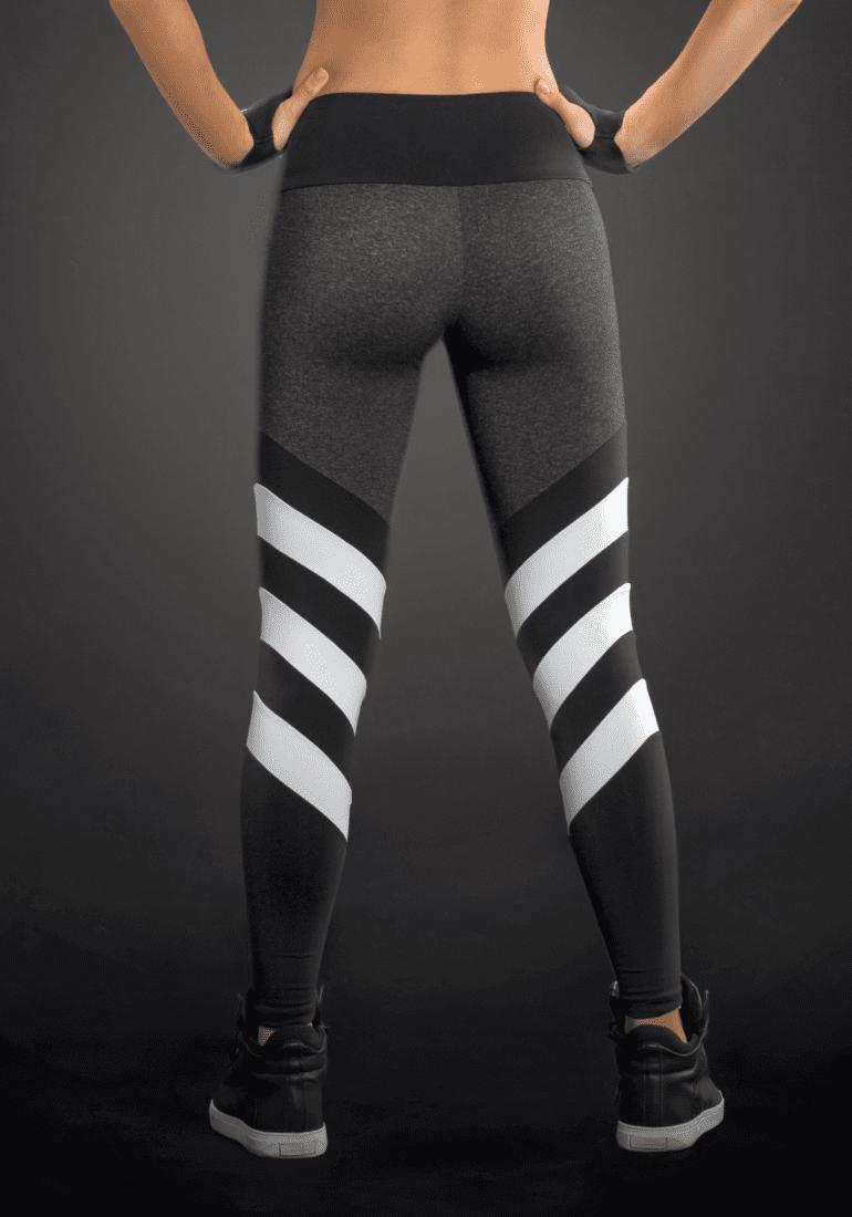 bd9c72c06b8e3 OXYFIT Leggings 64090 Hollywood- Sexy Workout Leggings White