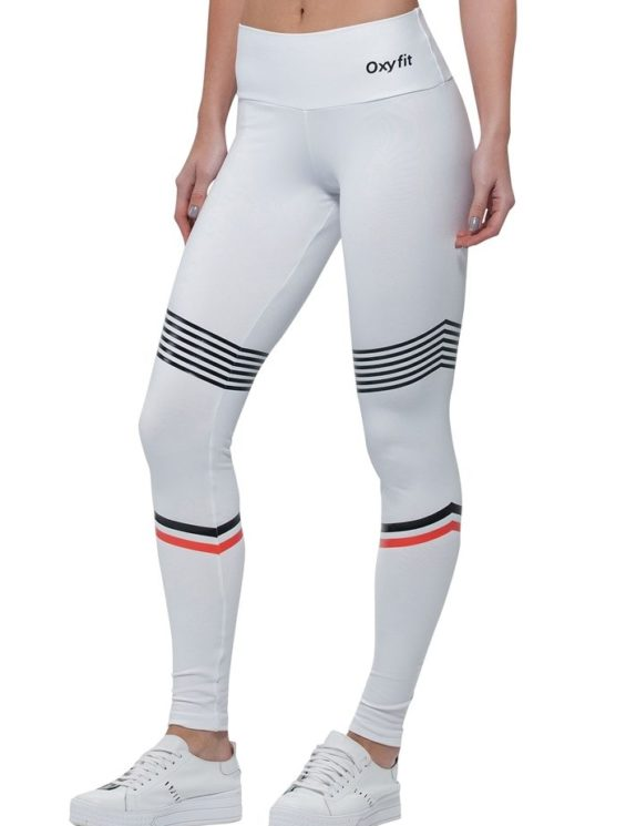 OXYFIT Leggings Malta 64079 – Sexy Workout Leggings White
