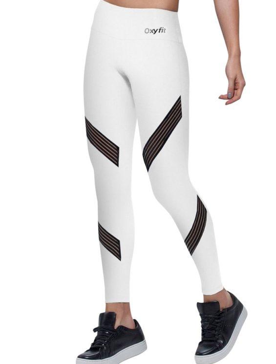 OXYFIT Leggings 64090 Hollywood- Sexy Workout Leggings White