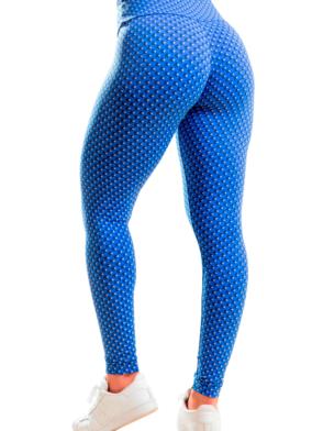 OXYFIT Leggings Pilates Glue 64049 Black- Sexy Workout Leggings