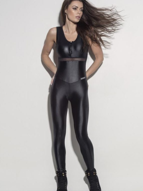 SUPERHOT Jumpsuit MAC1204 Sexy Workout Long Romper One-Piece