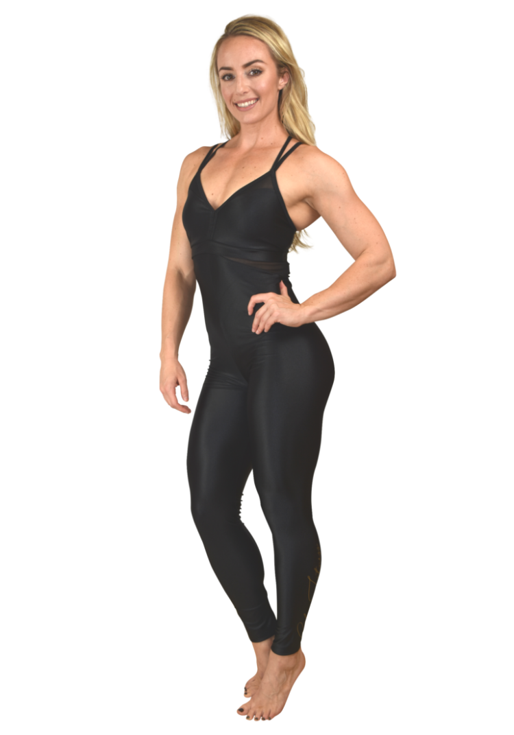 COLCCI FITNESS Jumpsuit 545700034 Sexy One Piece Romper