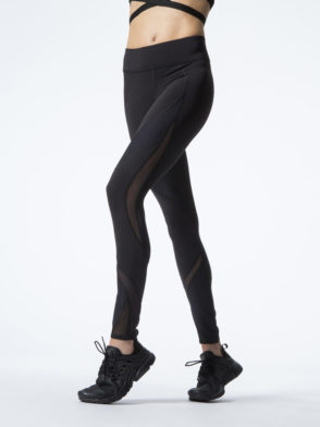 MICHI Legging SPIRE Leggings Black Sexy Workout Tights