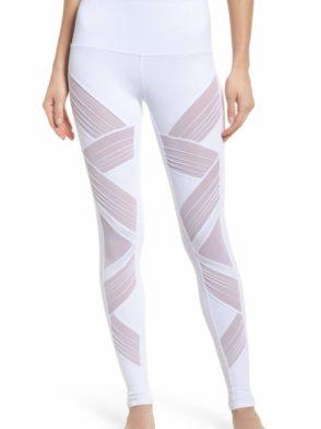 ALO Yoga Ultimate High Waist Leggings – Sexy Yoga Pants White