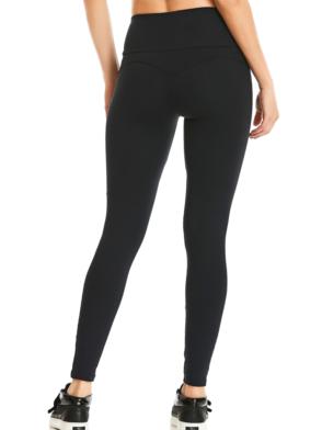 CAJUBRASIL Leggings 9622 Black- Cute Workout Clothes-Brazilian