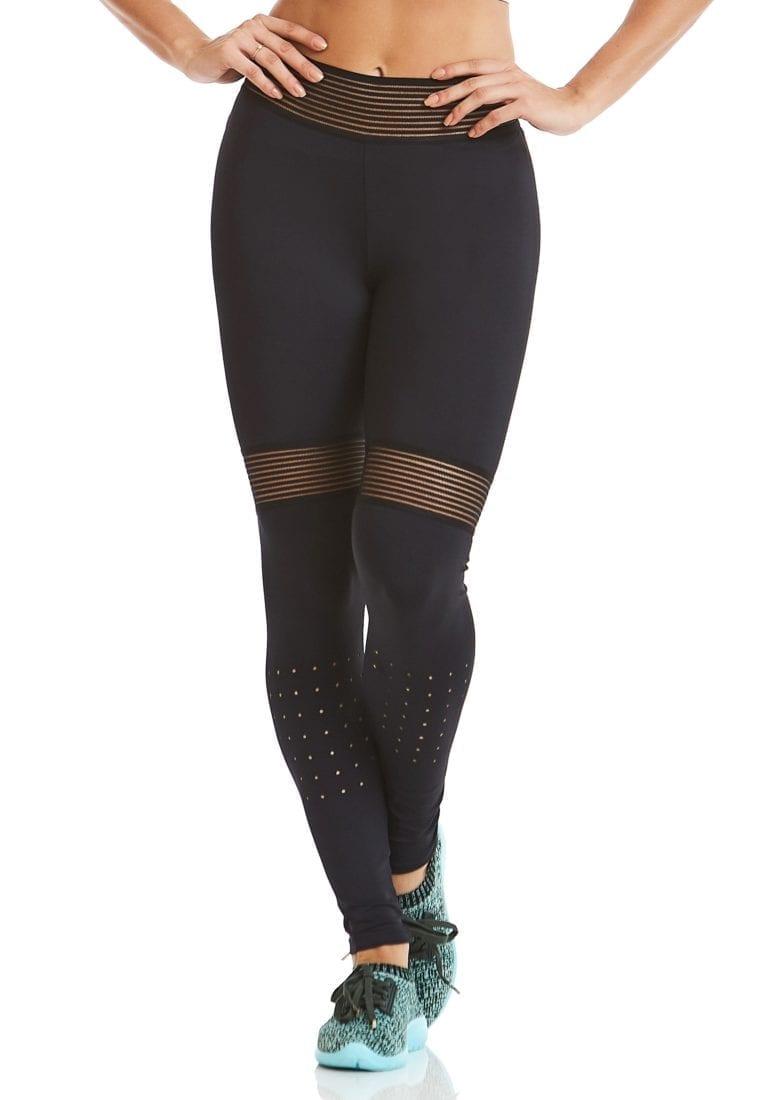 357d145c4d24 CAJUBRASIL Leggings 9637 Black- Cute Workout Clothes-Brazilian ...