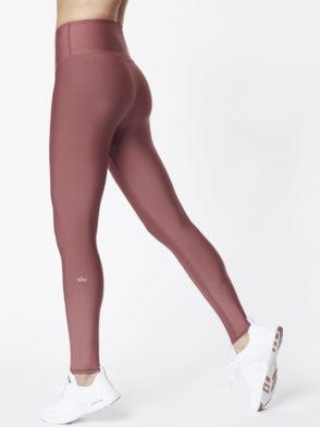 ALO Yoga Airbrush Legging High-Waist AirLift Sexy Leggings Earth