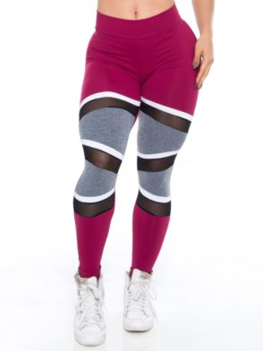 BOMBSHELL Leggings Brazil Fit Doll Marsala – Sexy Leggings