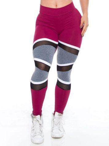 BOMBSHELL Leggings Brazil Fit Doll Marsala – Sexy Leggings