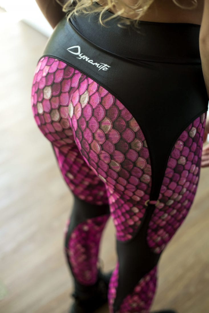 Dynamite Brazil Leggings – Legging Cinta Liga Allure – Sexy Leggings
