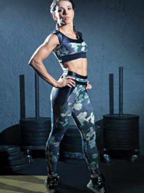 DYNAMITE Brazil Leggings L2012 Legging Commander