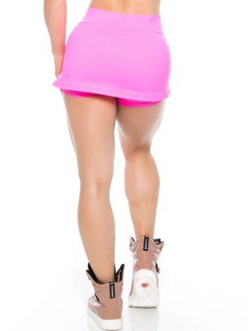 BFB Activewear Skort Richele Hot Pink