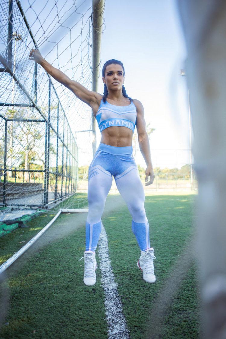 DYNAMITE BRAZIL Sports Bra Top T221 ARGENTINA - Sexy Tops