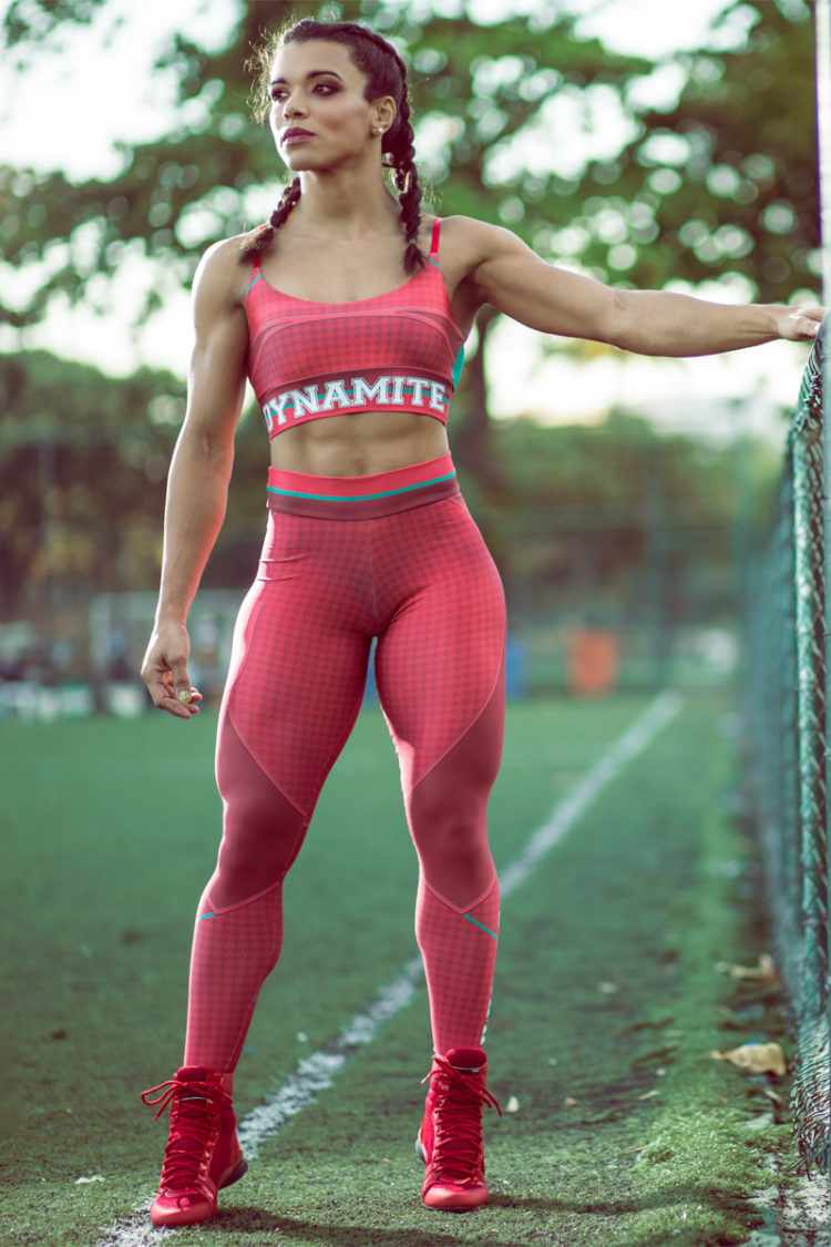 DYNAMITE Brazil Leggings L400 PORTUGAL- Sexy Workout Leggings