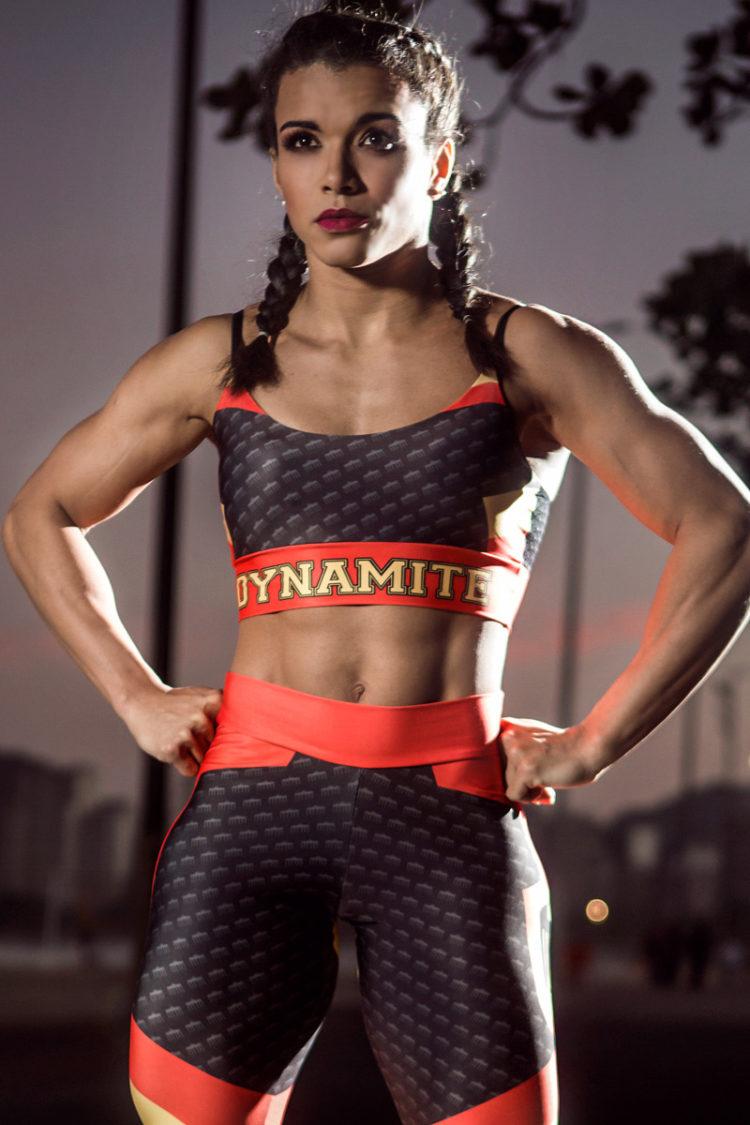 DYNAMITE BRAZIL Sports Bra Top T221 GERMANY - Sexy Tops