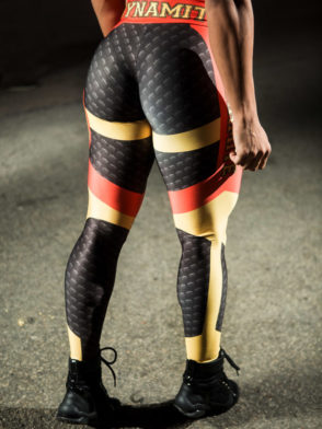 DYNAMITE Brazil Leggings L400 GERMANY- Sexy Workout Leggings