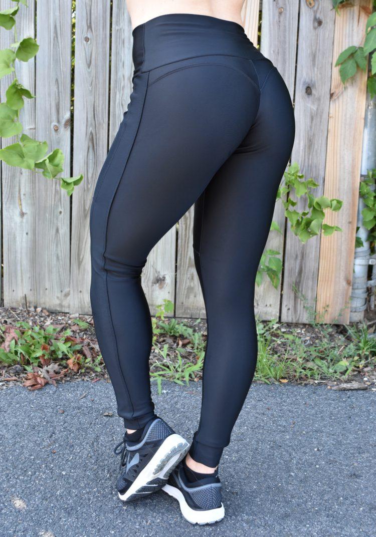 OXYFIT Leggings Unbroken 64130 Black- Sexy Workout Leggings