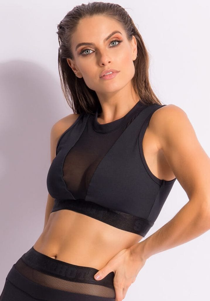 SUPERHOT Bra Top1832 Sexy Workout Tops-Cute Yoga Sport Bra