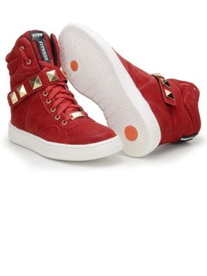MVP Fitness Hard Fit 70102 Raspberry Workout Sneakers