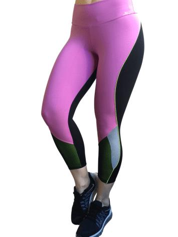 CAJUBRASIL-5638 7/8 leggings NZ Life -Sexy Capris-Workout Capris