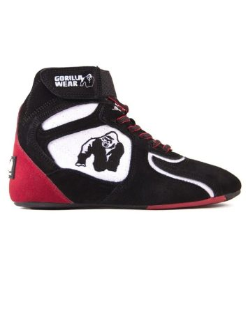 Gorilla Wear Perry High Tops Pro - red/black/white