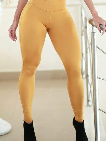 DYNAMITE BRAZIL Leggings L2097 Pushup – Svente Gold