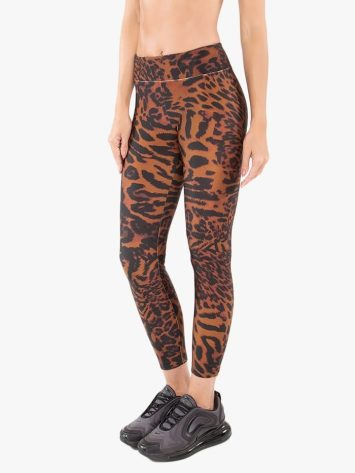 Koral Drive Cheetara High Rise Legging – Brown- Best Fit By Brazil